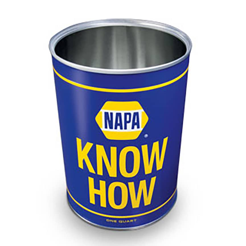 """NAPA Auto Parts """"Can of Know How"""""""