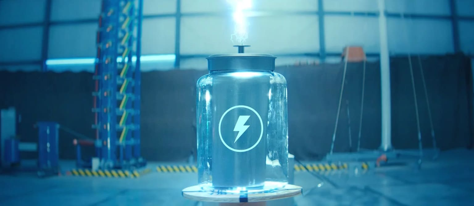 GE Unimpossible Films: Lightning in a Bottle