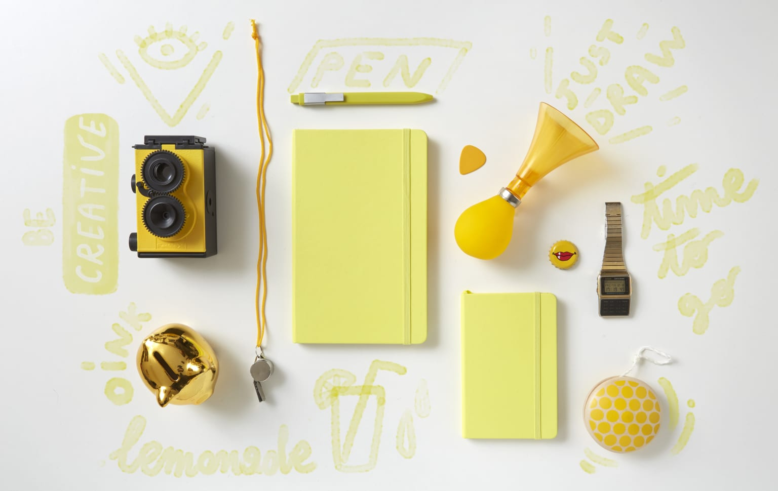 Moleskine Classic Notebooks in new Colors