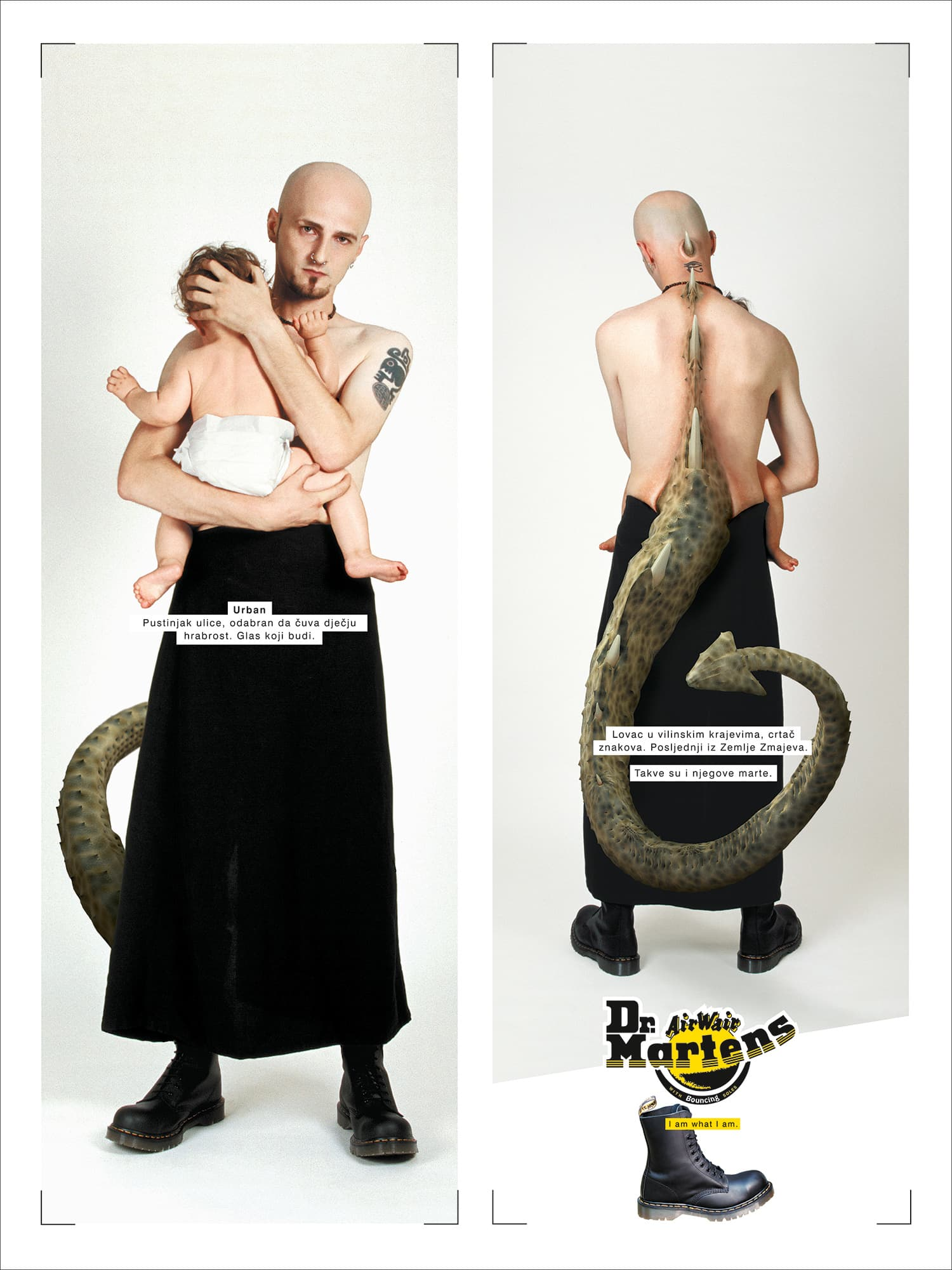Dr. Martens – I am what I am