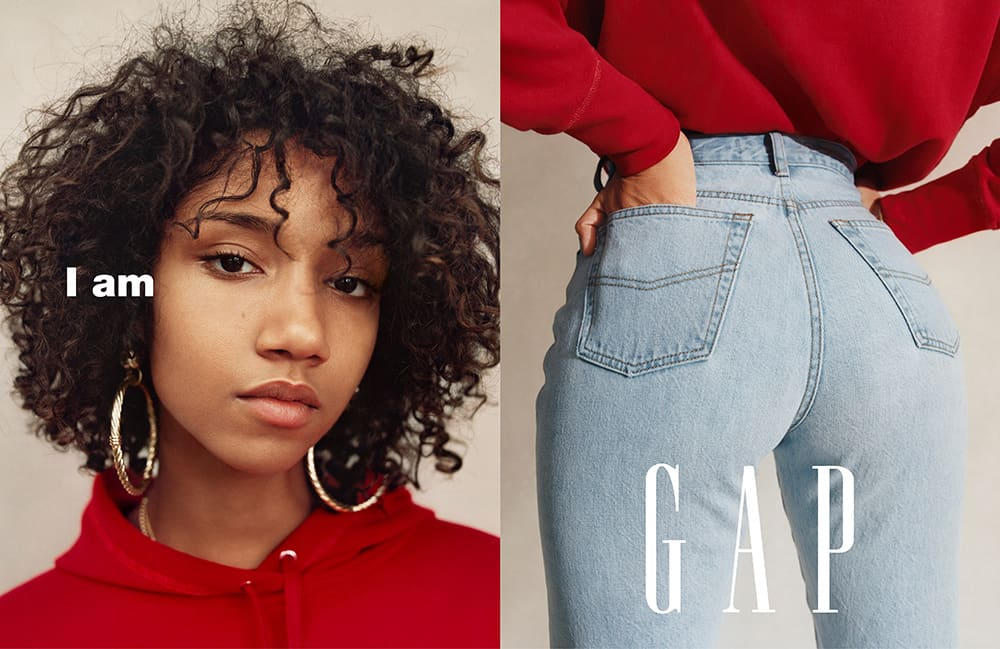 Gap campaign for Spring 2017