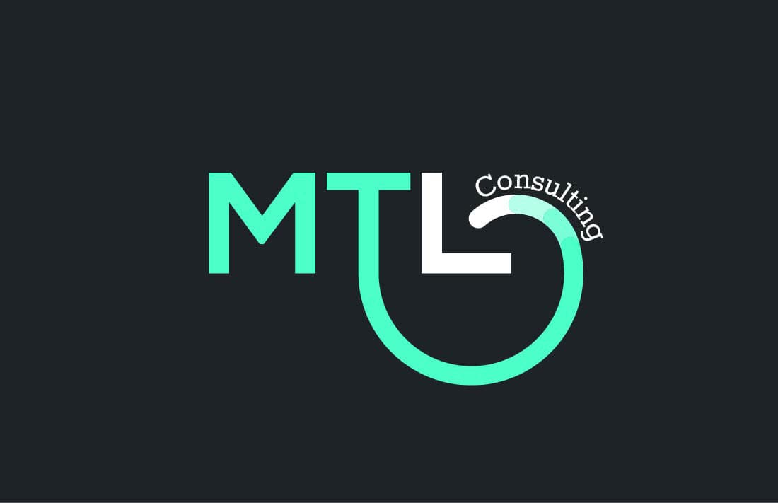 MTL Consulting Logo and Email Flyer