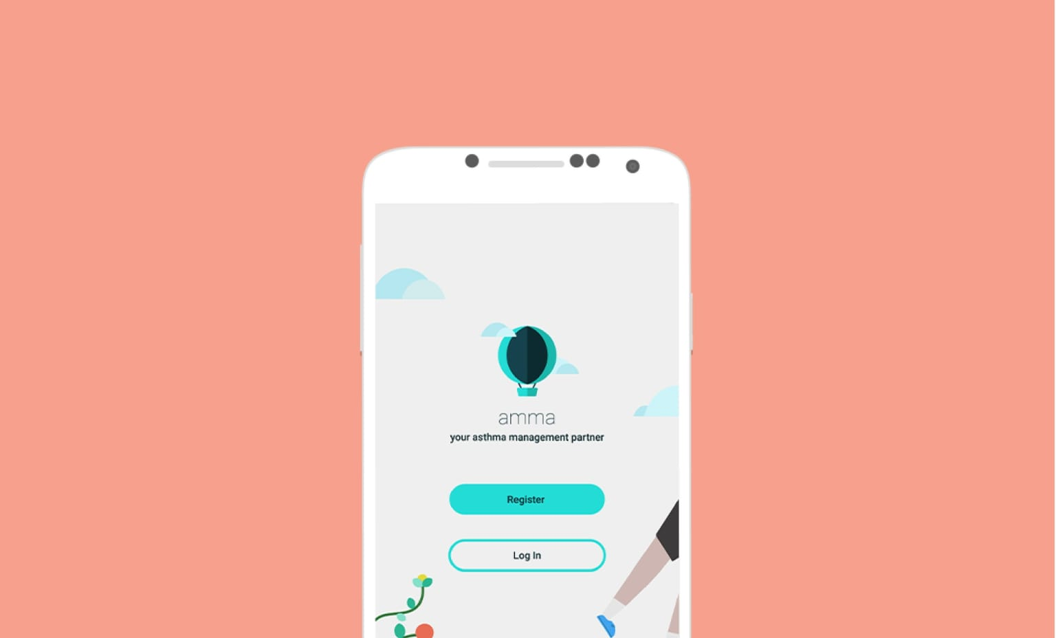 AMMA (Asthma Management and Monitioring App)