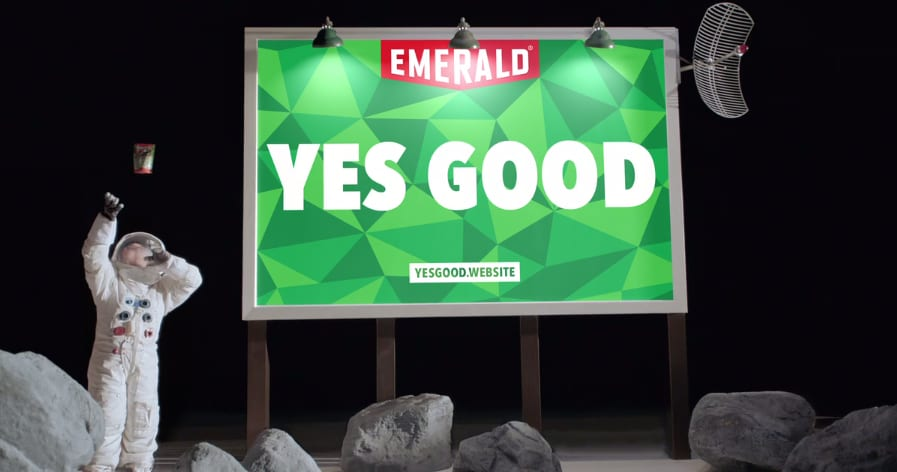 Emeald Nuts - Yes Good