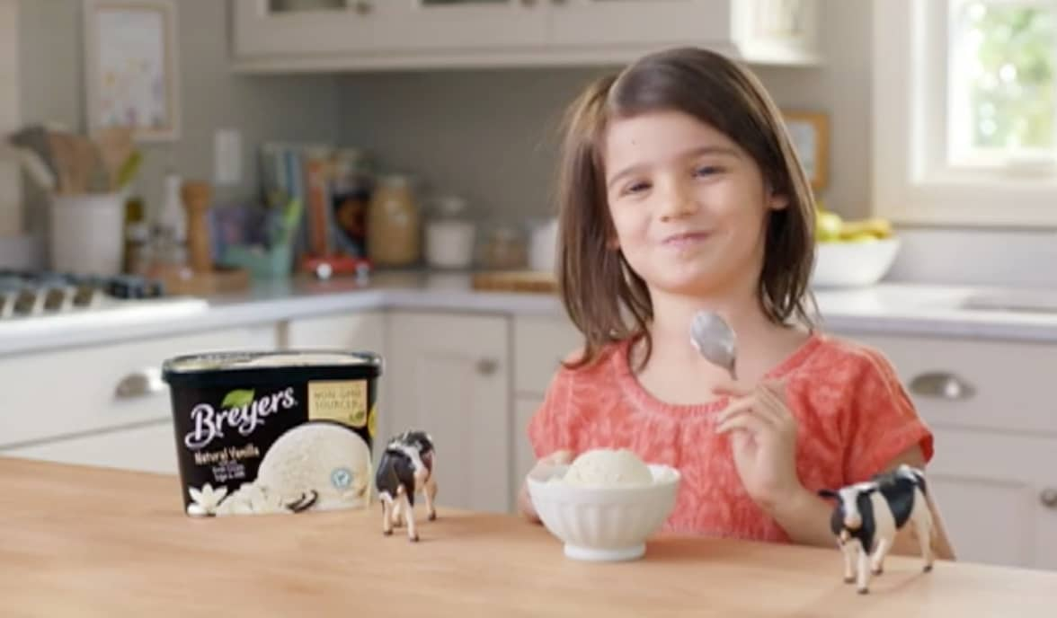 Breyers - The Good Vanilla