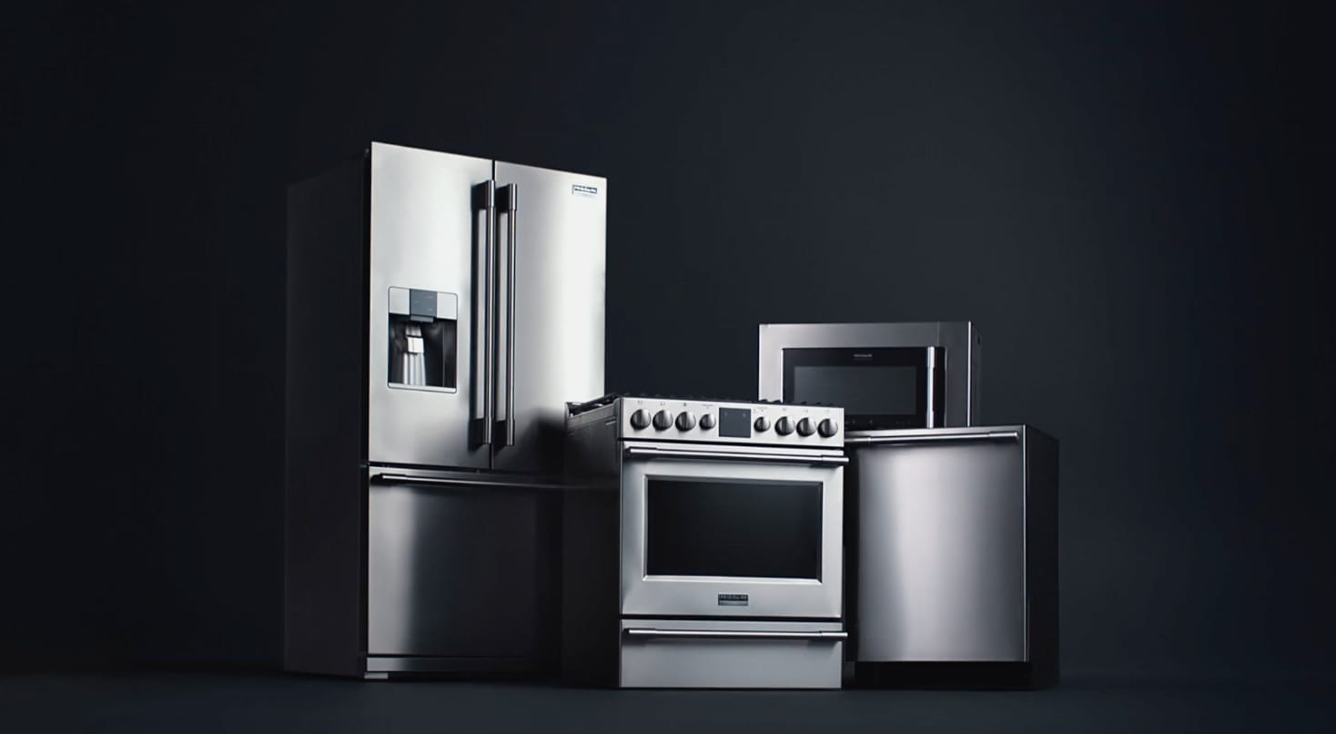 Frigidaire Professional - Crank Up Your Kitchen