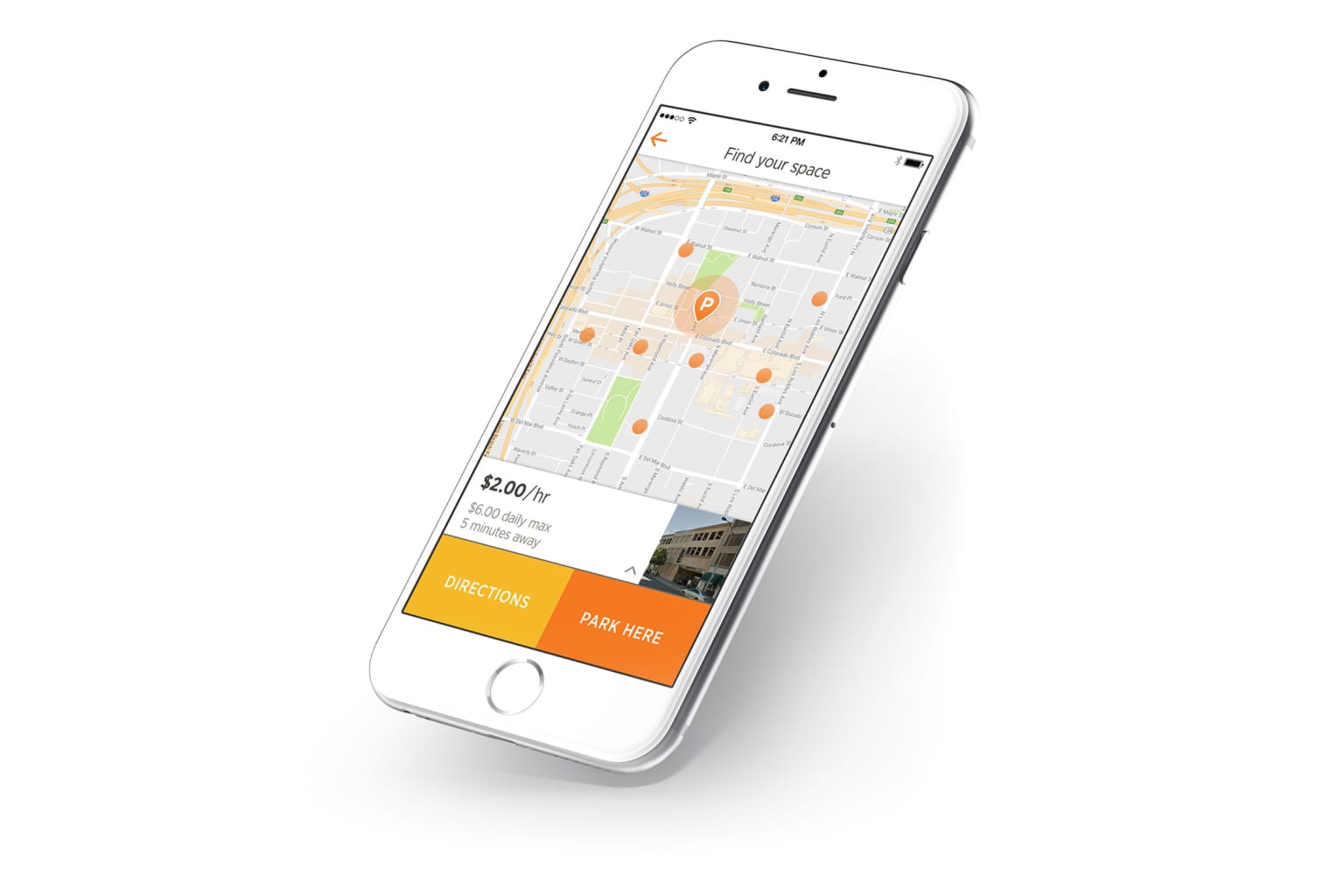 Citifyd Mobile App
