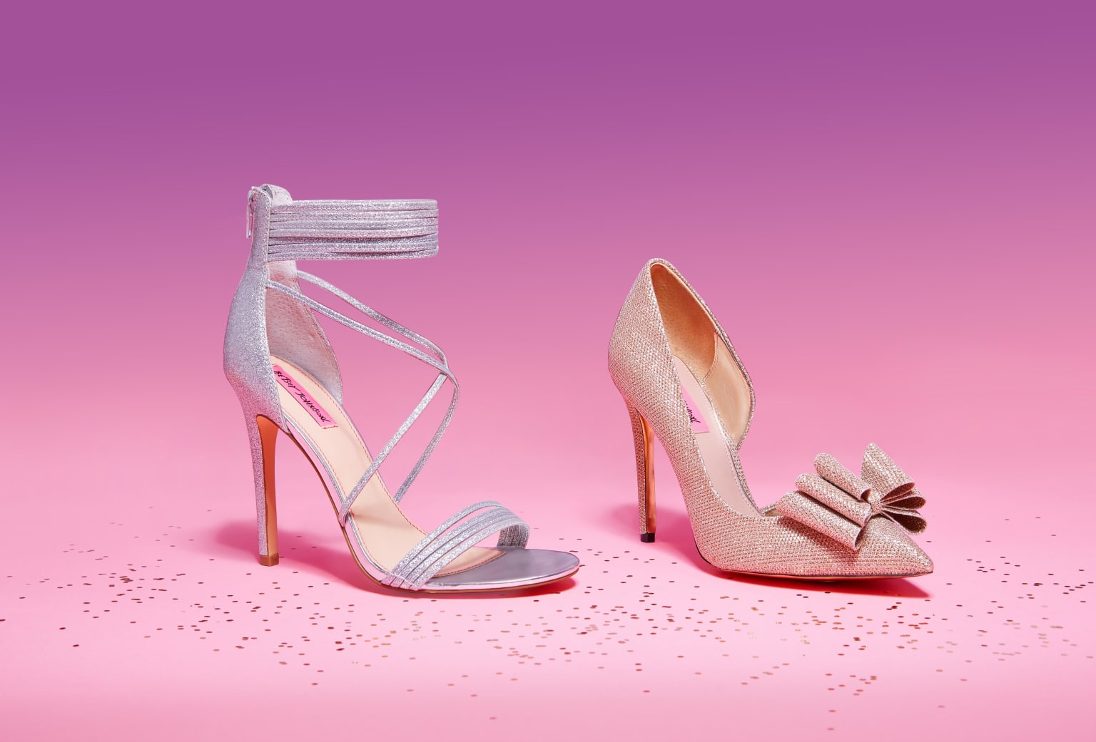 Betsey Johnson Prom Shoes