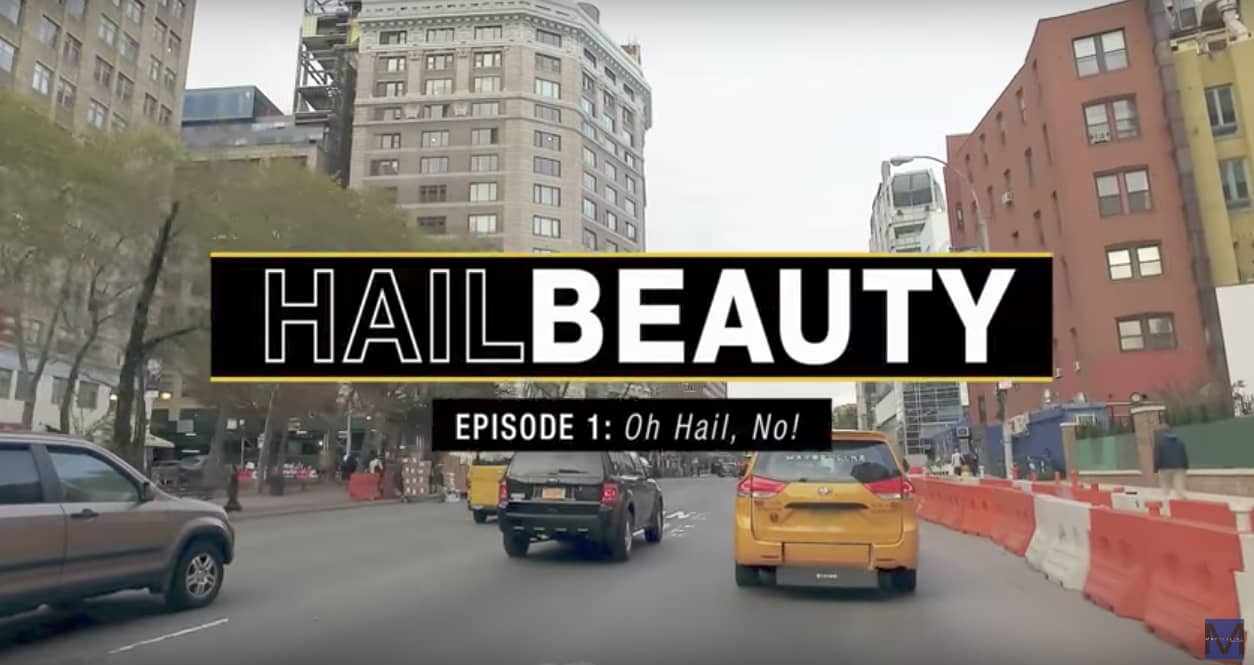 Maybelline —Hail Beauty Cab Series