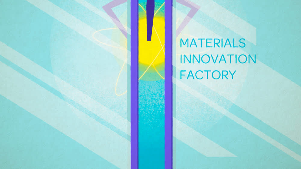 Materials Innovation Factory - Computer Aided Materials Science