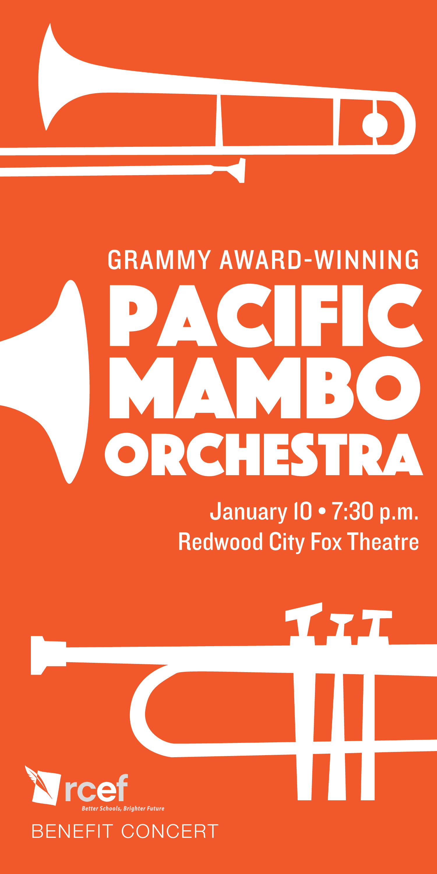 Pacific Mambo Orchestra Poster