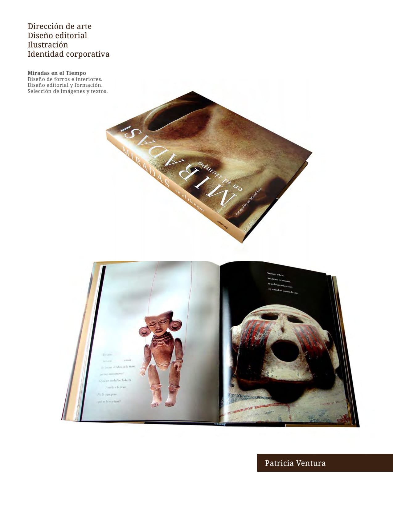 Book Design and Art Direction