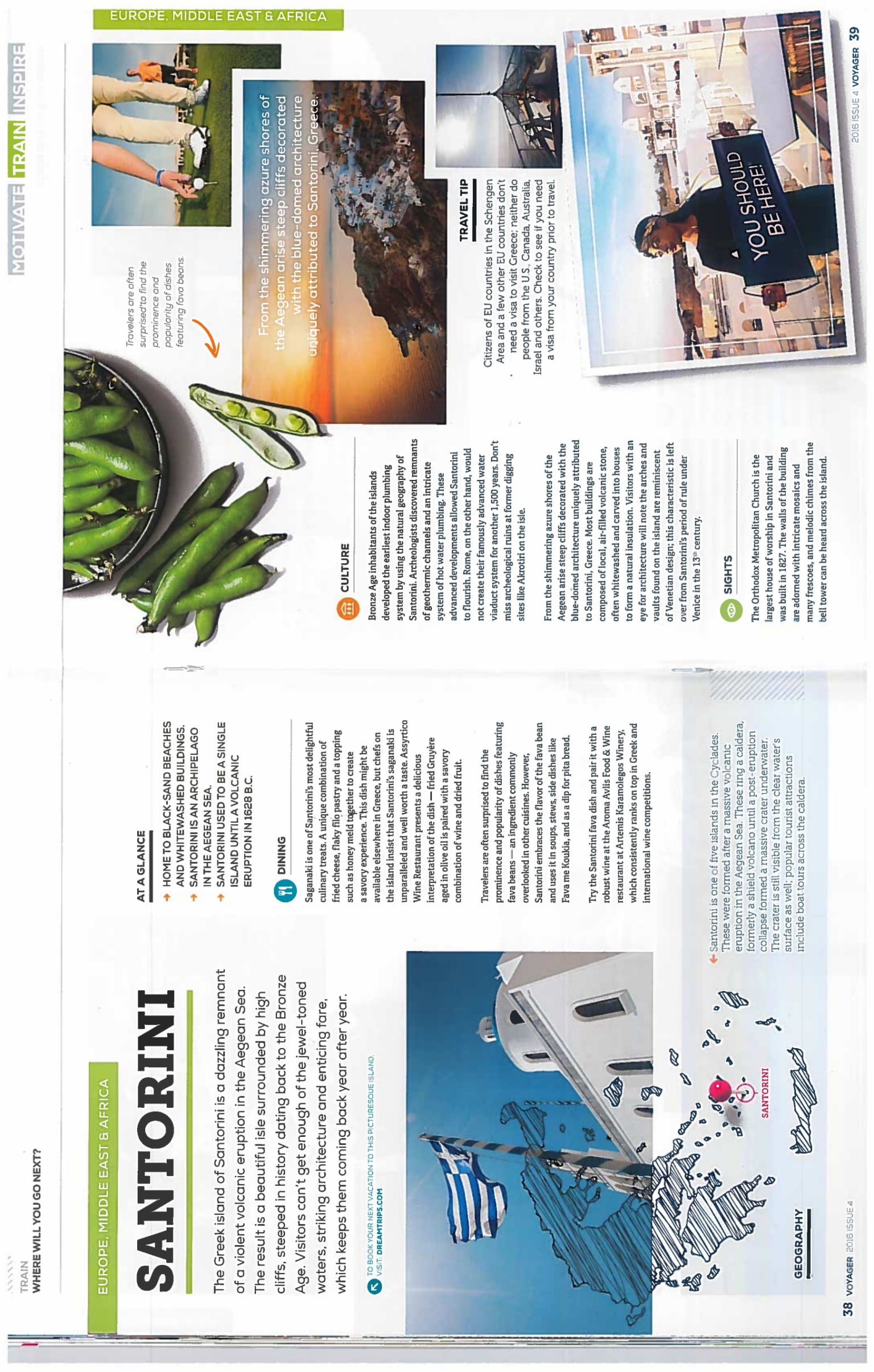 Feature Article For Travel Magazine Wnw