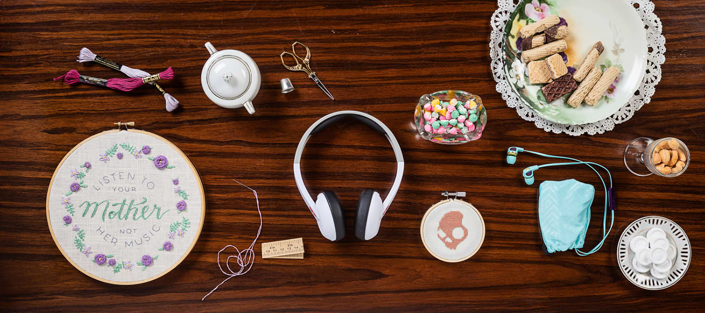 Skullcandy Mother's Day Campaign