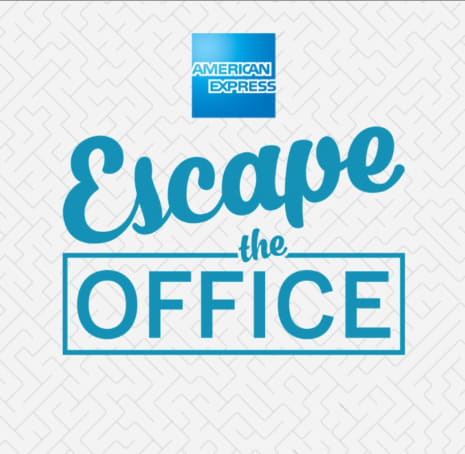 American Express Escape the Office