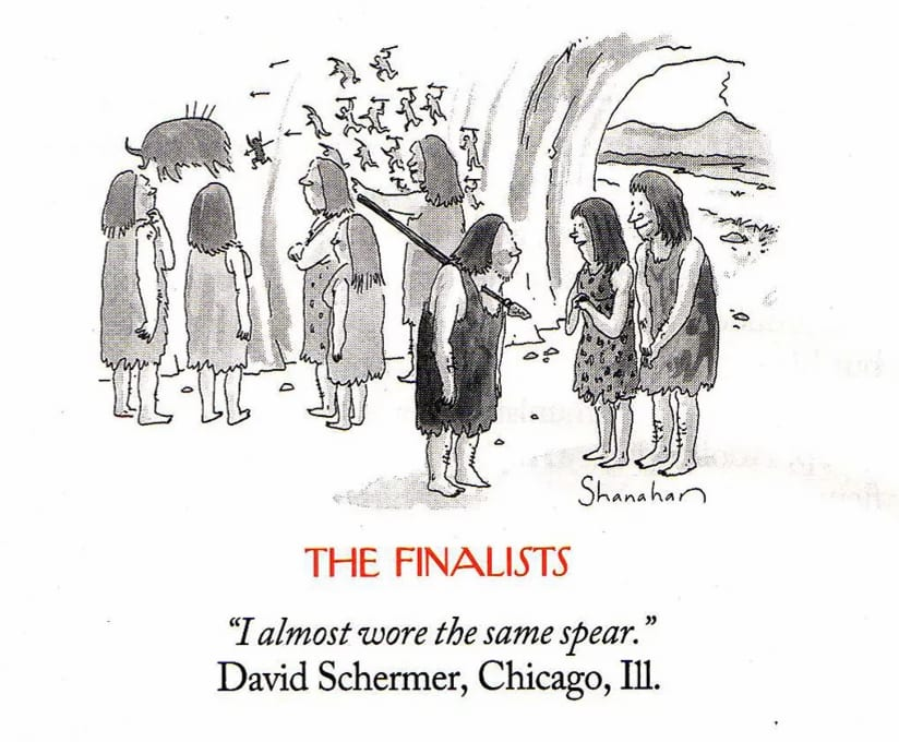 The New Yorker Caption Contest