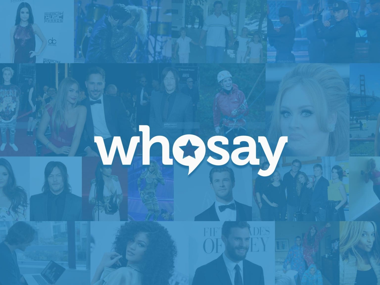 Whosay Mobile Apps
