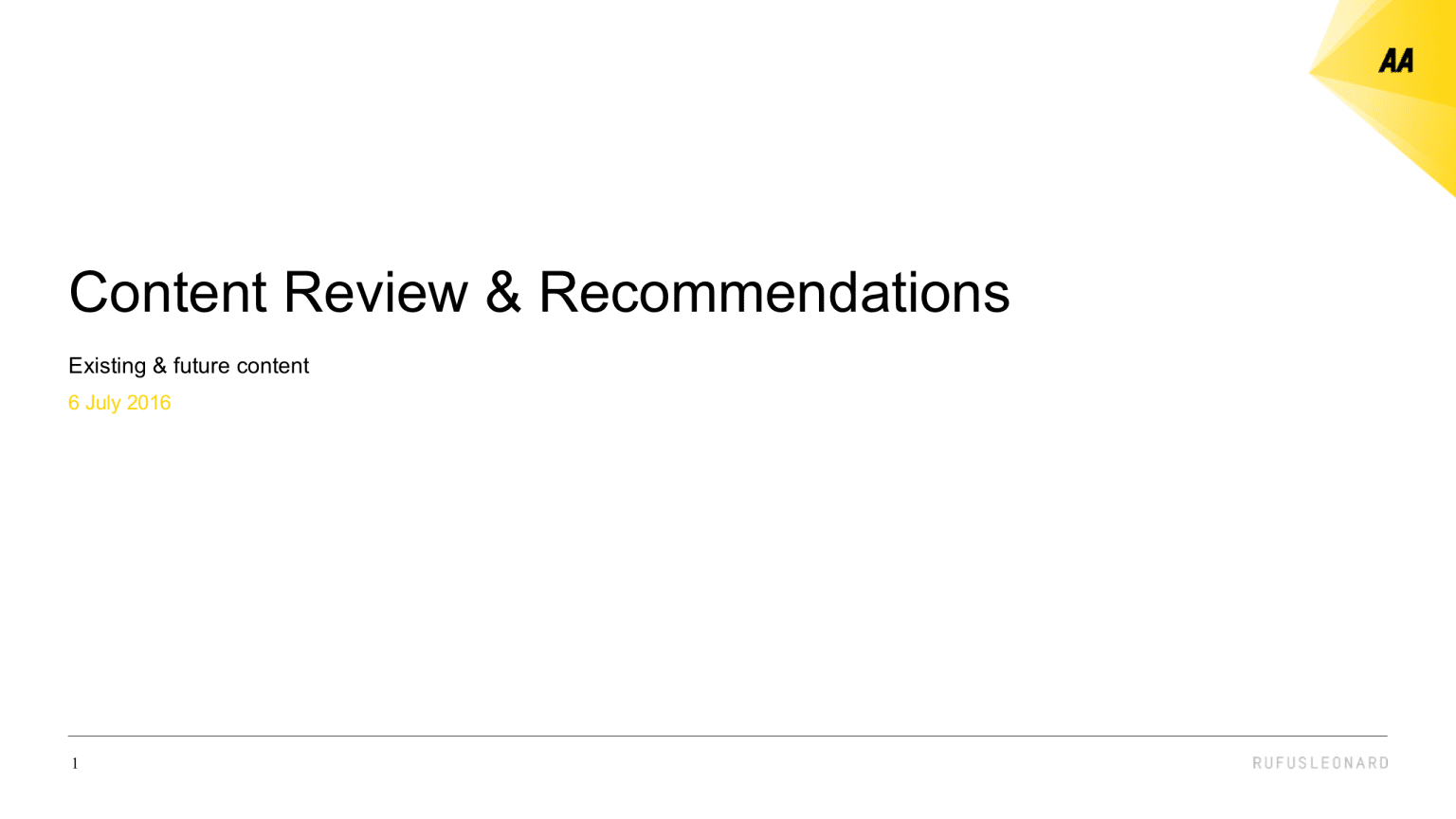 New World Content and Review Recommendations