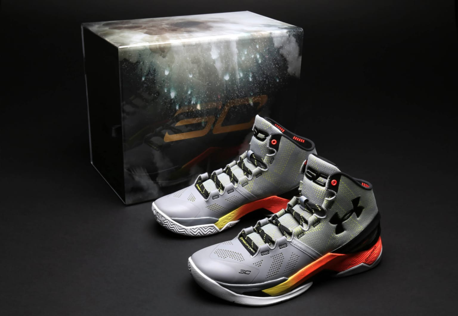 Under Armour - Stephen Curry Limited Edition Packaging