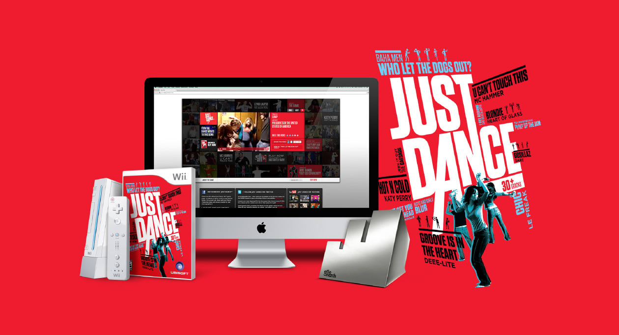 Just Dance Campaign