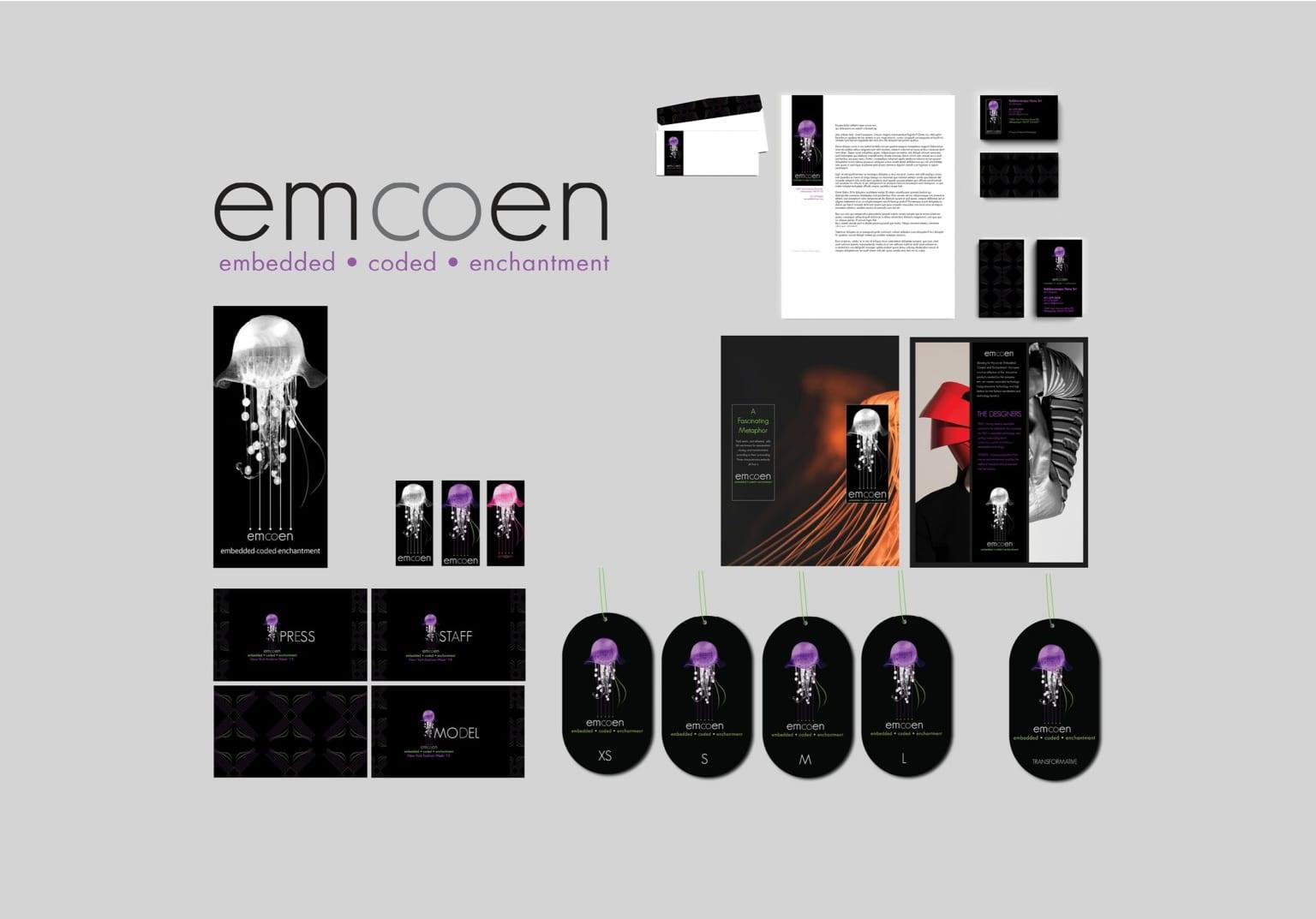 EMCOEN  A Fashion Technology Brand