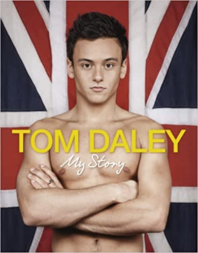 Ghostwriting Tom Daley's My Story and Tom Daily Plan