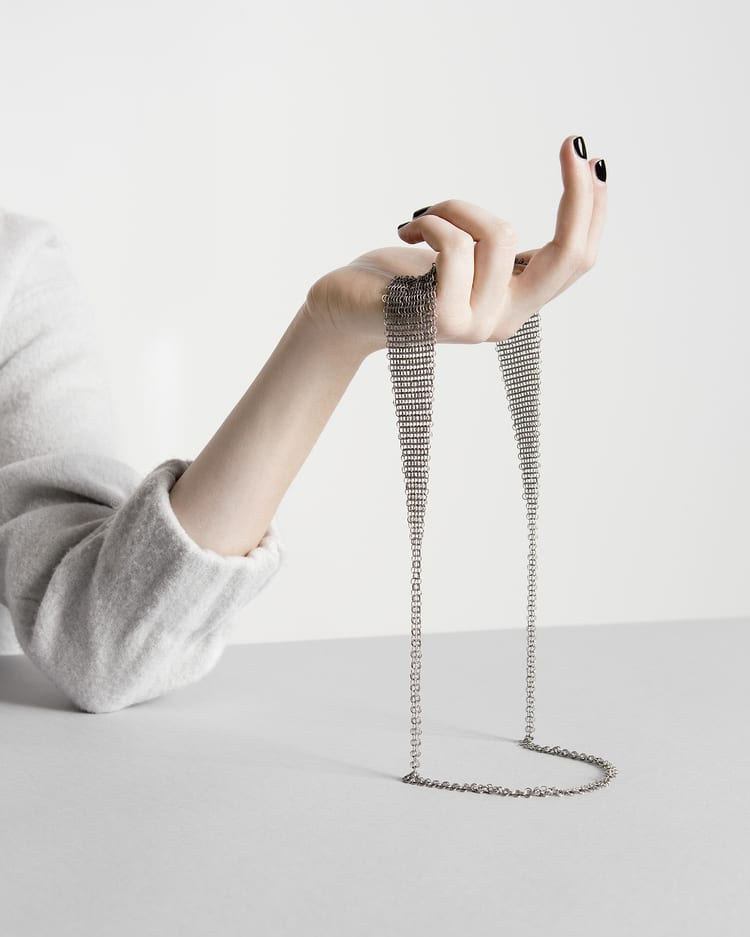 Workstead jewelry campaign