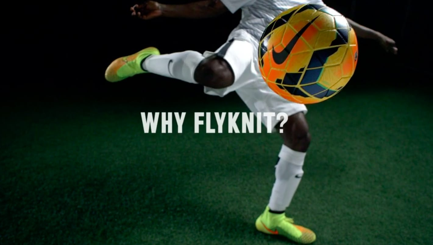 Nike: Why Flyknit?