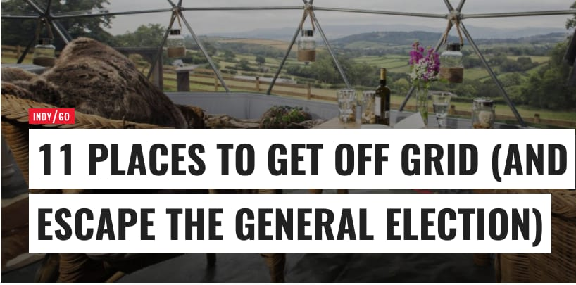 11 Places to Get Off Grid