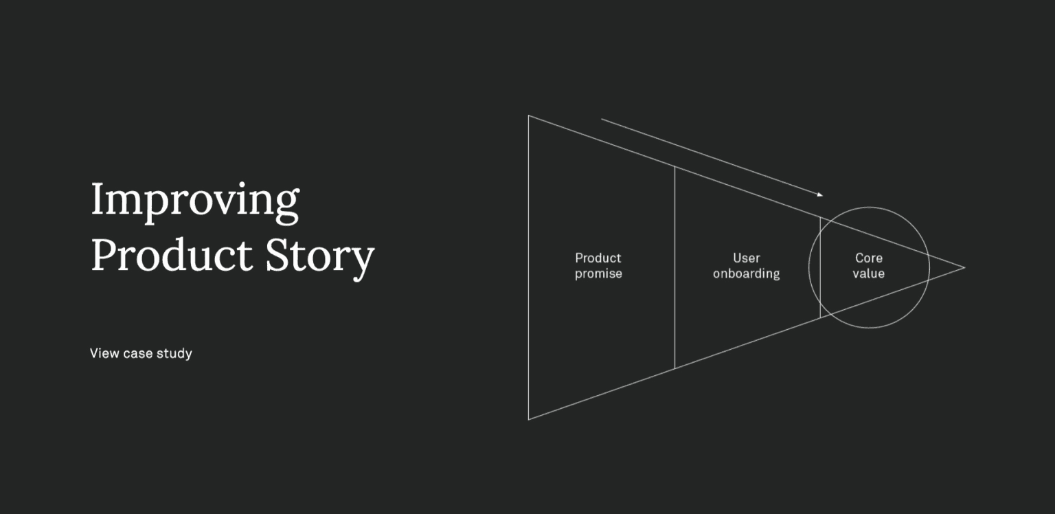 Improving Product Story