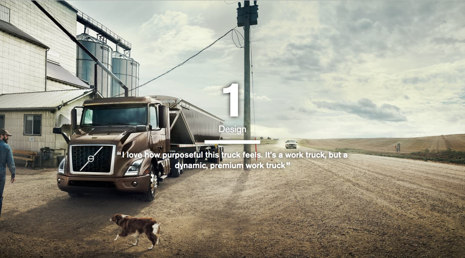 Volvo's first new trucks in 20 years