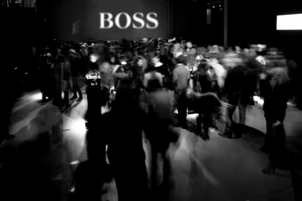 Hugo Boss: Man of Today