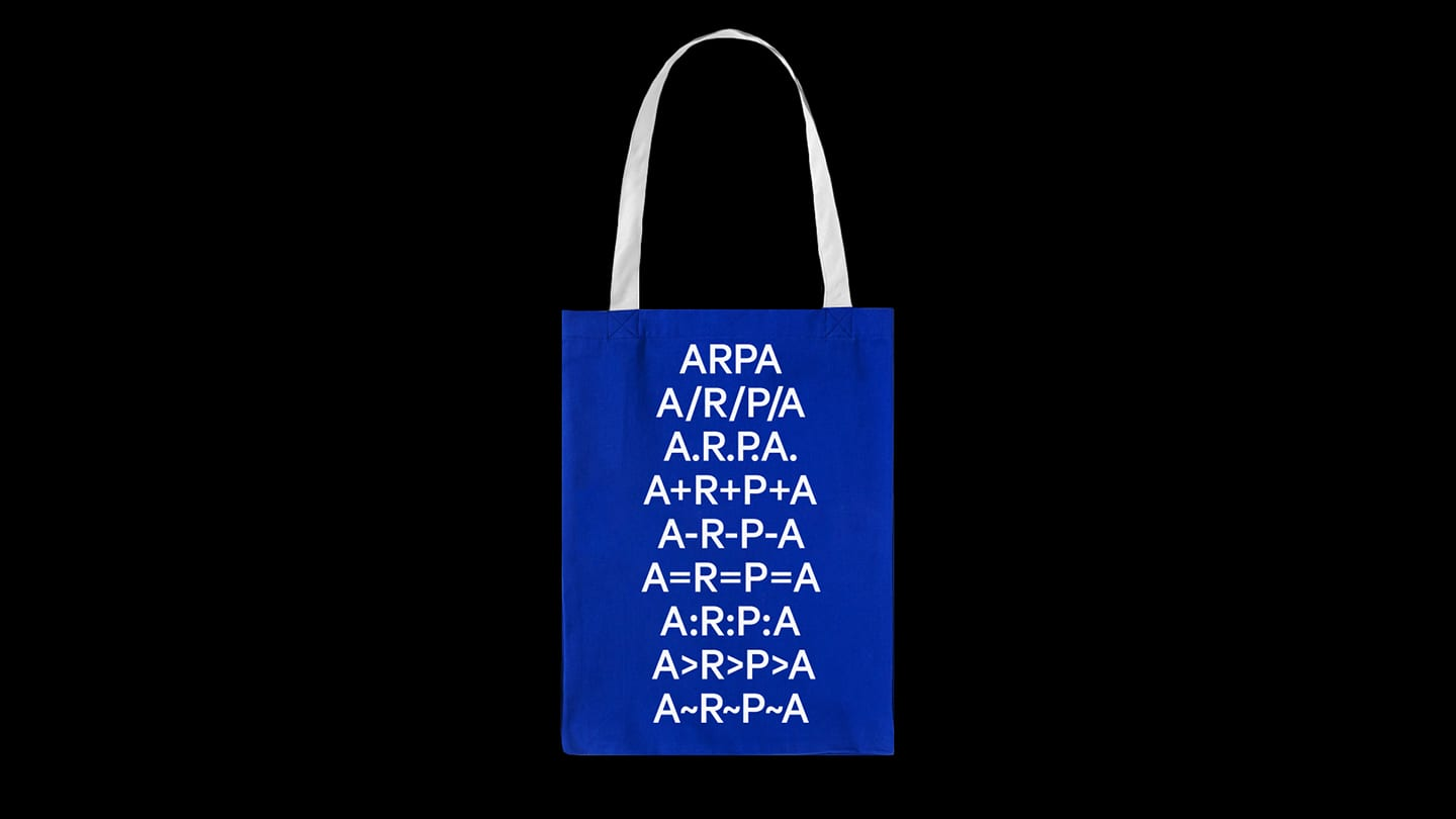 ARPA Journal Website and Identity
