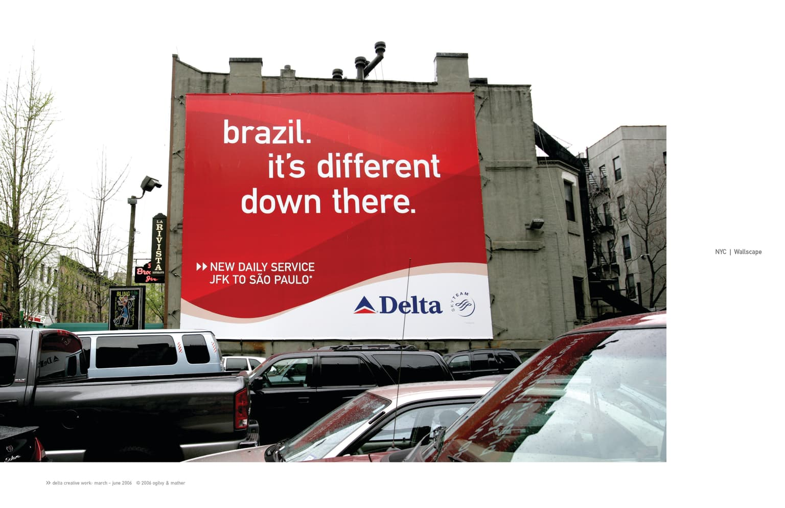 Delta NYC Takeover