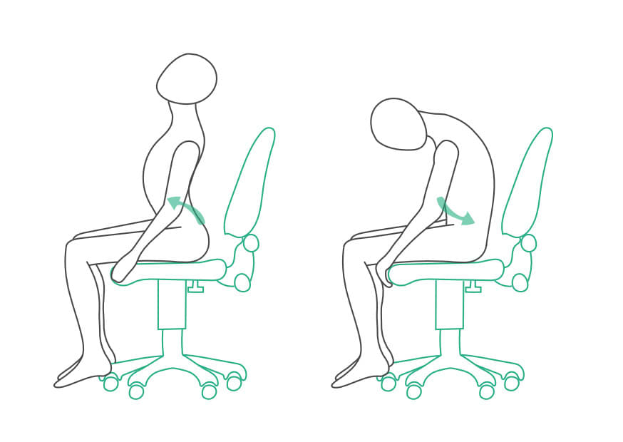 Stretches to do at your desk