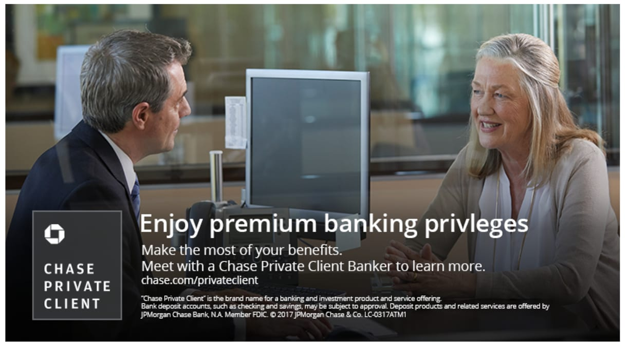 Chase Private Client Owned Media
