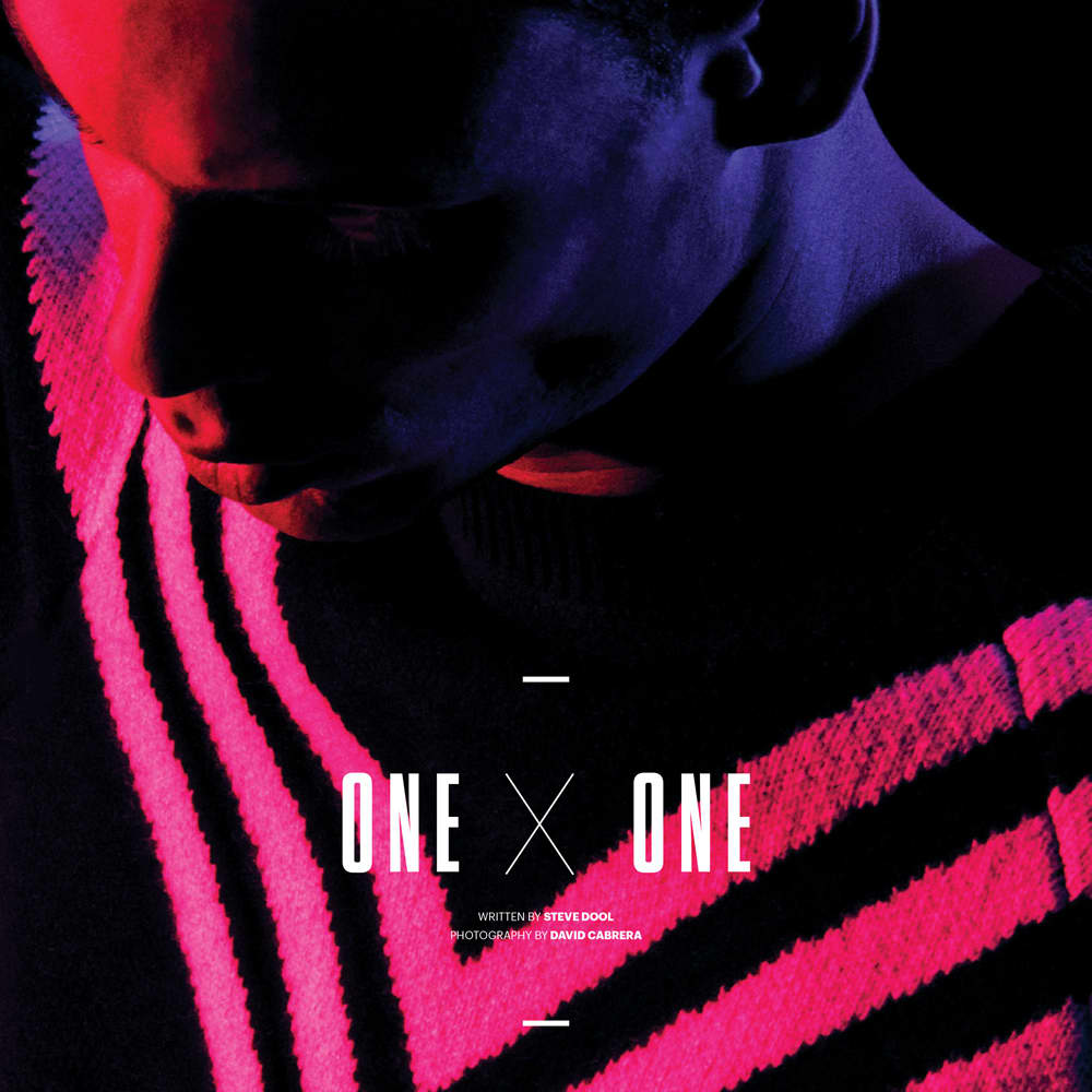 Complex's print and online One x One: Fall's Top Fashion Collaborations feature.