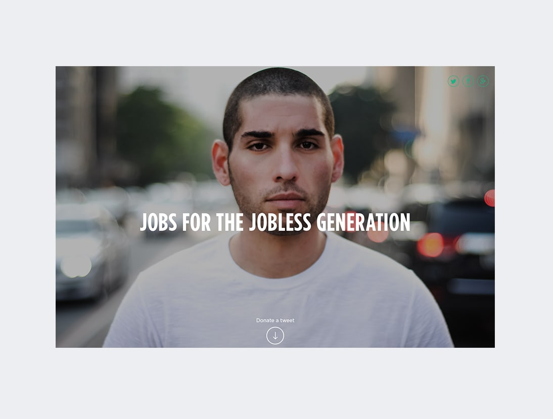 Jobless Generation