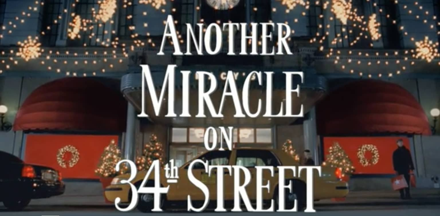 Another Miracle on 34th St. for Macy's