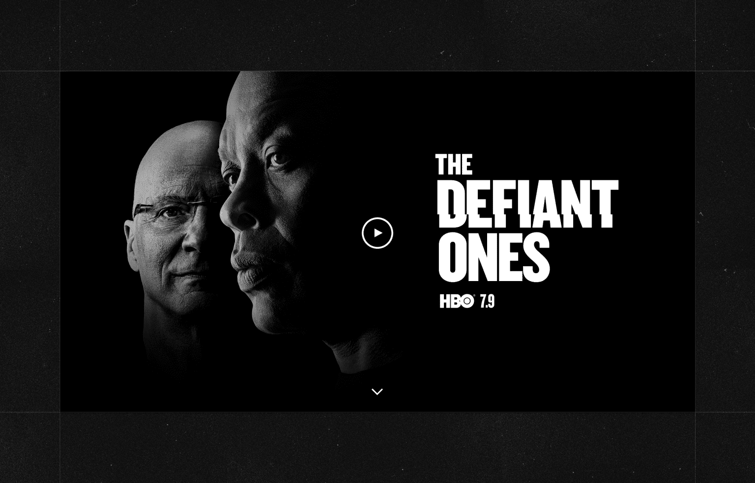 HBO, The Defiant Ones, official website.