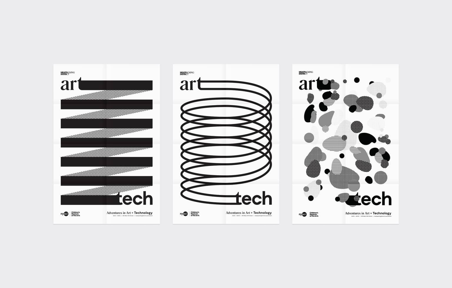 Meatpacking District — ArTech exhibition design