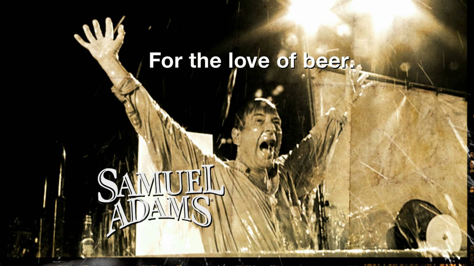 Samuel Adams - For the Love of Beer