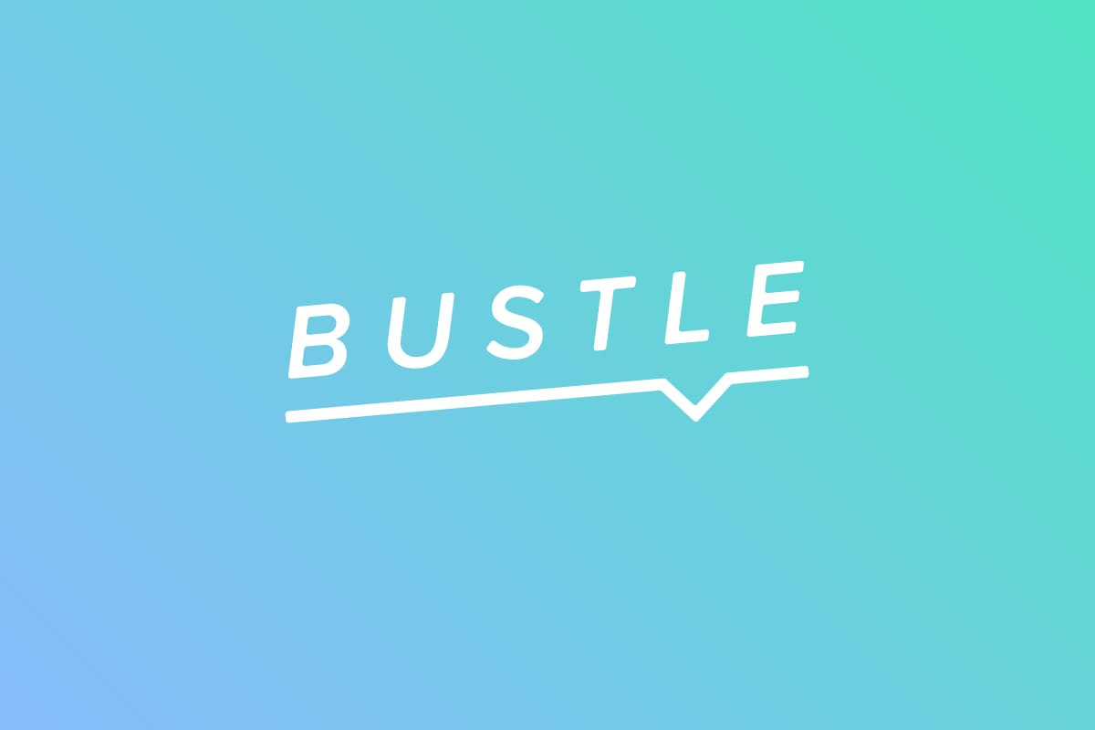Bustle redesign