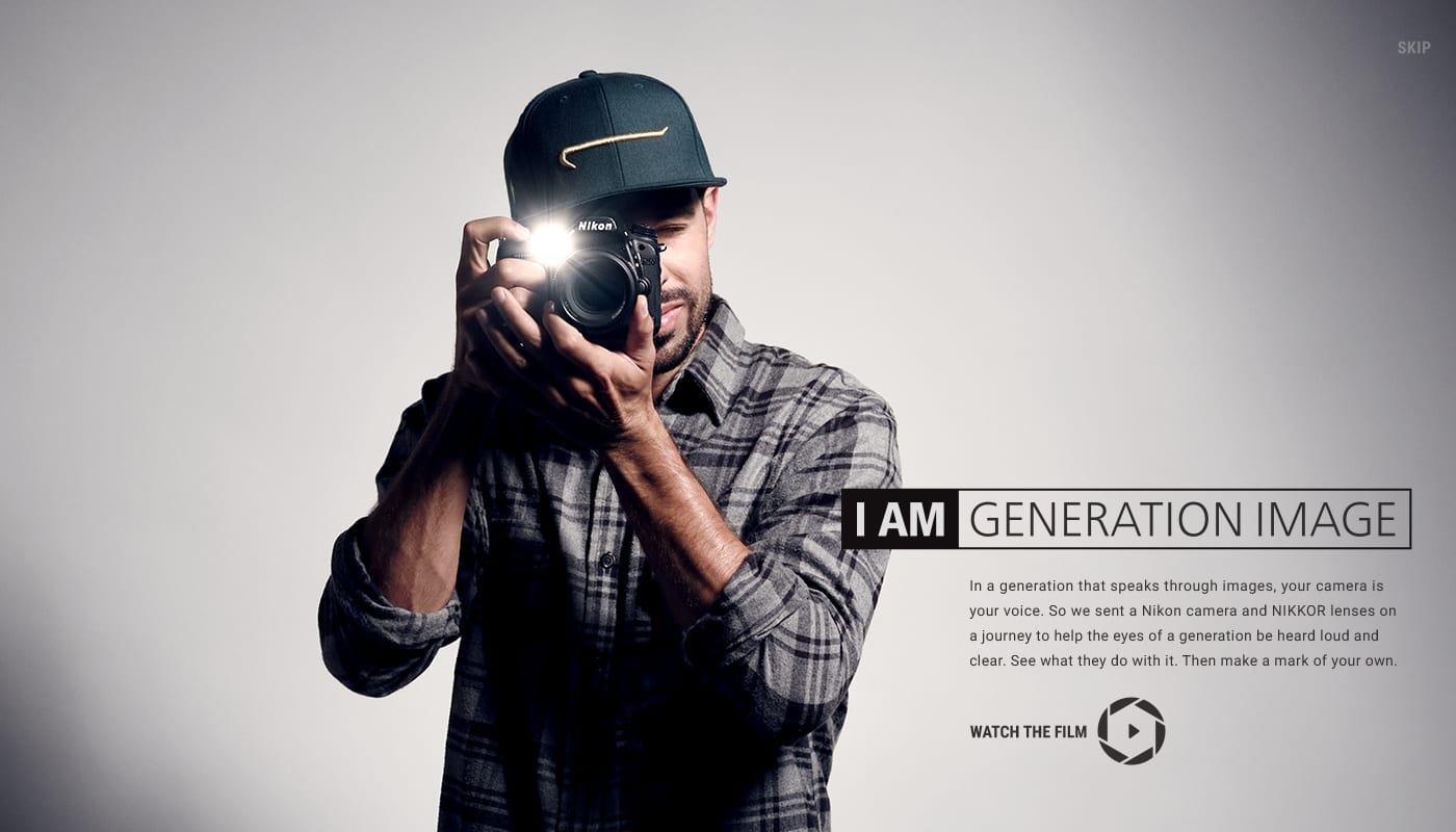 I AM GENERATION IMAGE