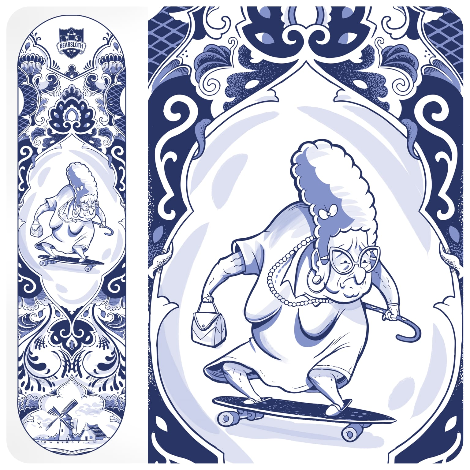 BearSloth Skateboards