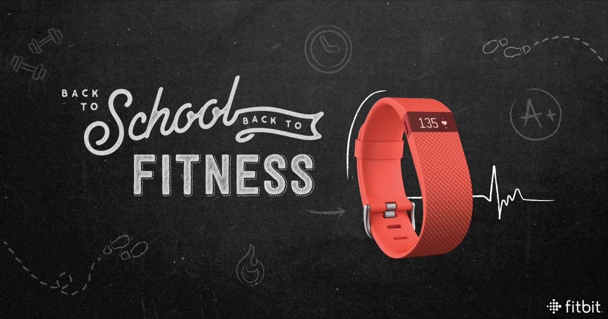 Fitbit Back-to-School Campaign