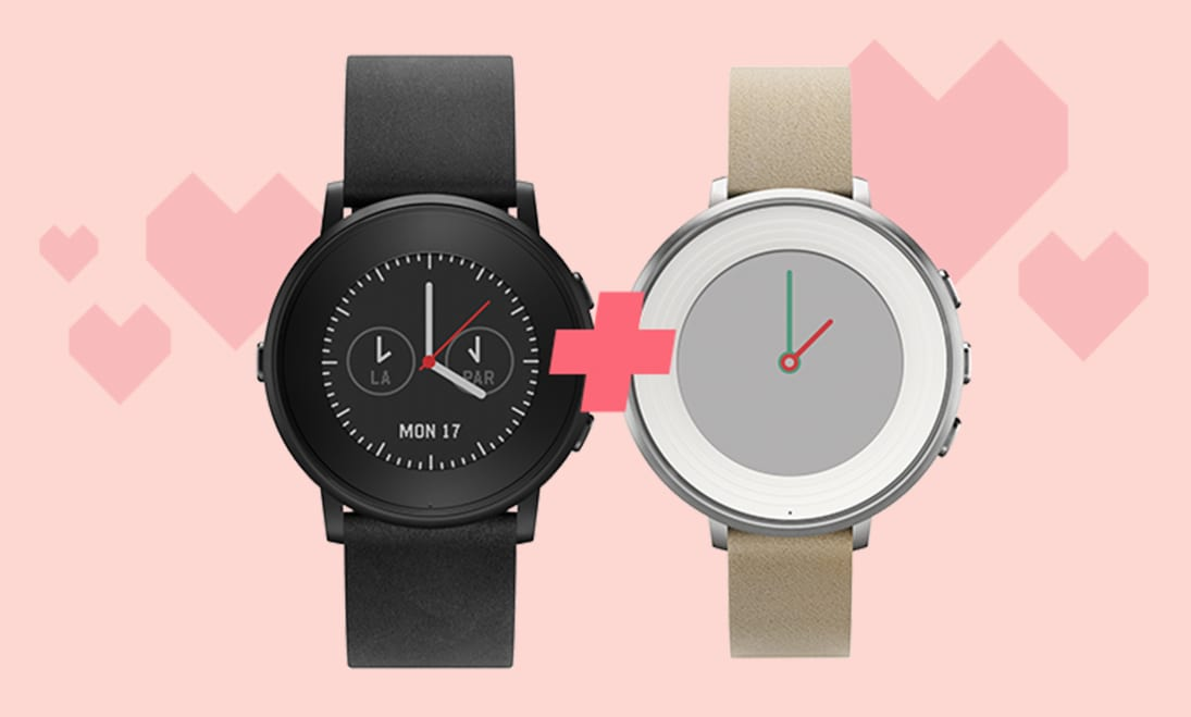 Pebble Valentine's Day Campaign