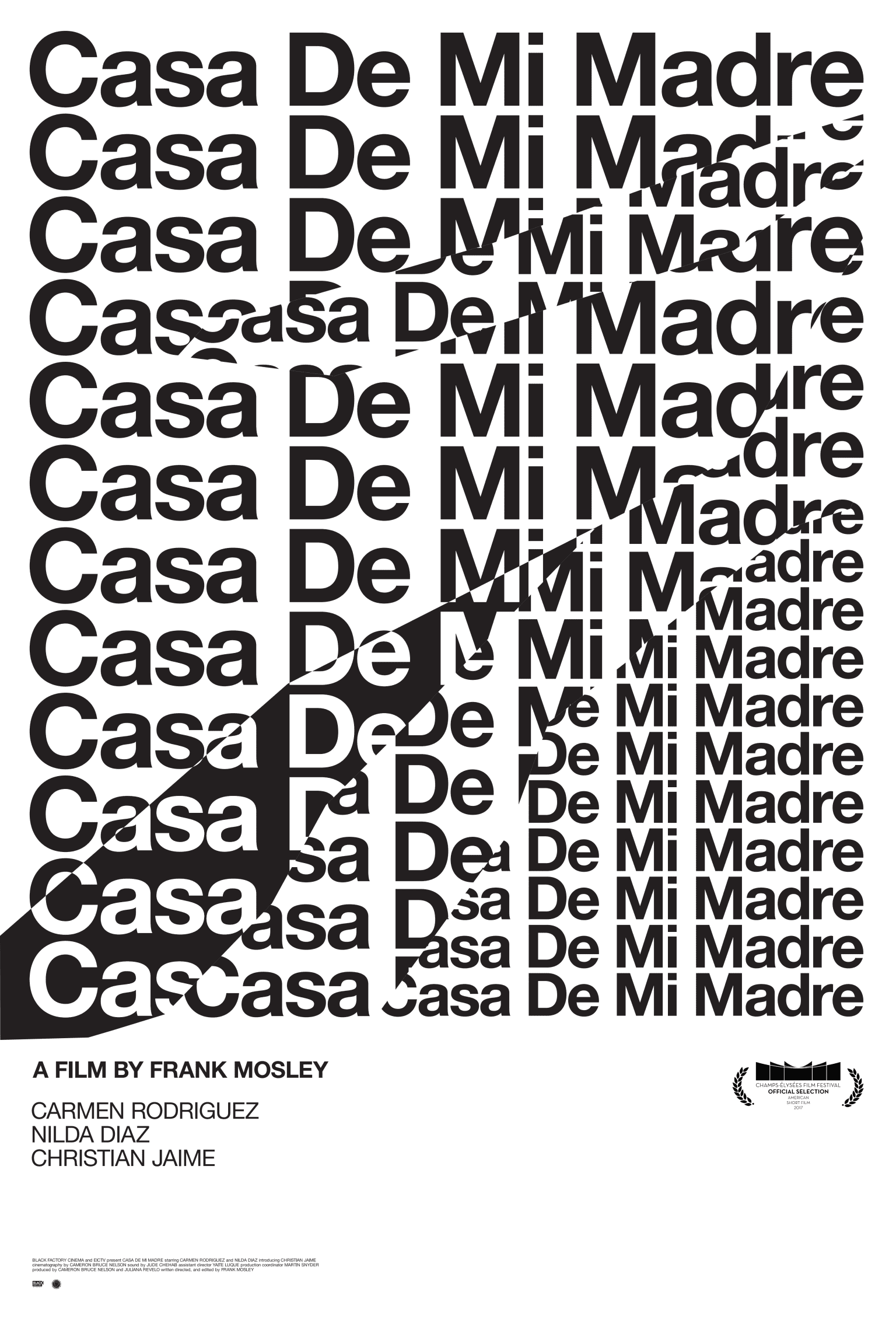 Poster for Casa De Mi Madre