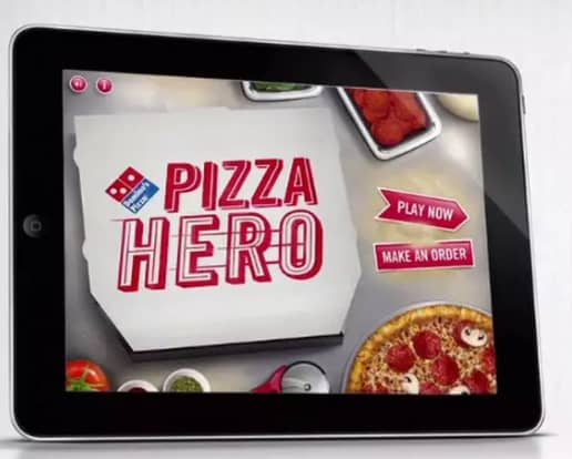 Domino's Pizza Hero & Ultimate Delivery Vehicle