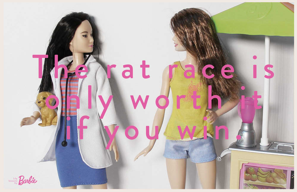 Life Lessons by Barbie
